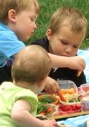 Kinderpicknick