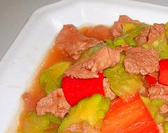 Bittermelonengericht