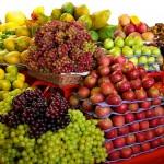 Bild für Obst und Gemüse: Die Farbe macht's