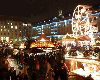 Dresdner Striezelmarkt