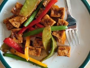 veganes Gericht