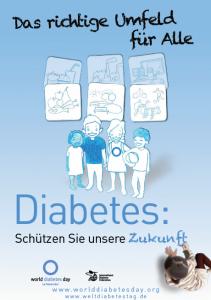 Weltdiabetestag 2012