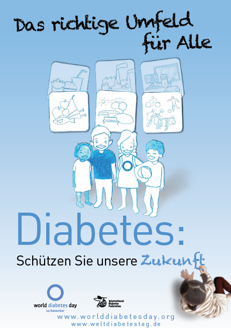 Weltdiabetestag 2012