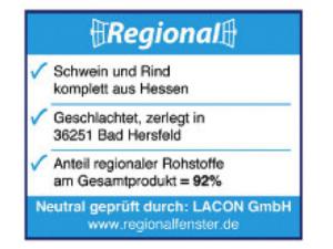 Bild für Aus der Region - für die Region