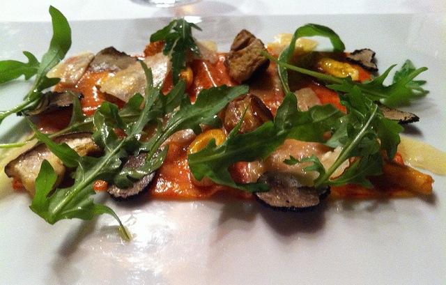 Fleischersatz mit Gemüse