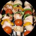 Bild für Zubereitung von Pilzen: Grillen und Mikrowelle schlägt Kochen und Braten