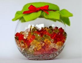 Gummibaerchen-Glas © Anna Schnurr