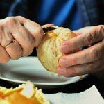 Bild für Neuer Flyer mit Tipps gegen Mangelernährung betagter Menschen