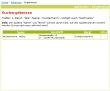 Screenshot Beispiel Standardeintrag